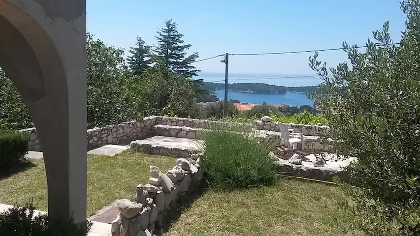 House Dendino_Island Rab - Palit - Dům