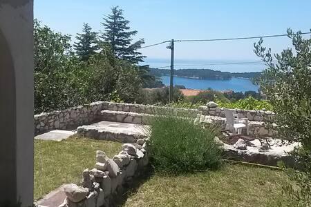 House Dendino_Island Rab - Palit - Haus