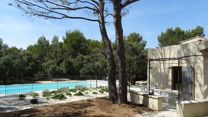 Villa en Provence, piscine. Idéal pour vacances !