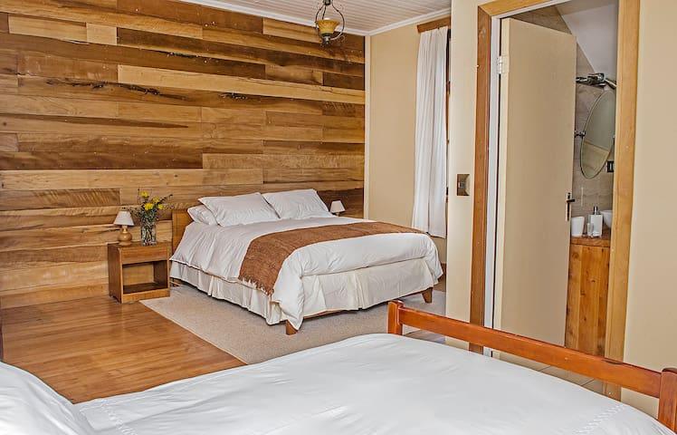 Habitación 3 pax La Casona
