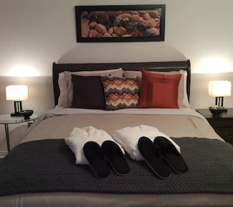 Belles chambres dans une maison chaleureuse - Montreal