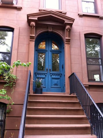 Prospect Heights Historic District Brownstone