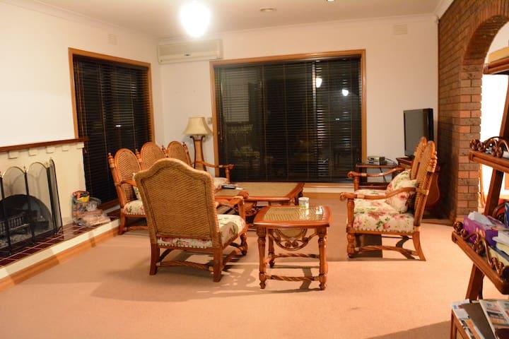 Morington Penisula luxury Cottage