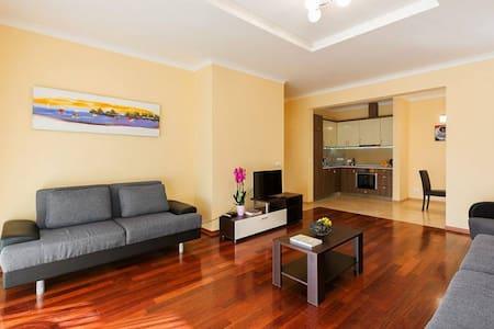 Квартира с отдельной спальней в центе Будвы - Budva