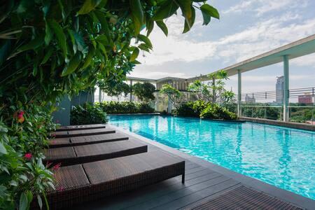 Modern & Nice Room In City Centre. - Kuala Lumpur