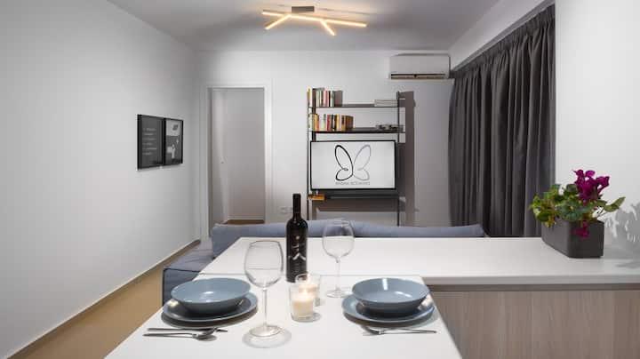 Elysium Boutique Apartment 202 (One bedroom)