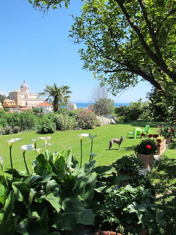 The Apartment in The Countryside To the Sea - Loano - Apartemen