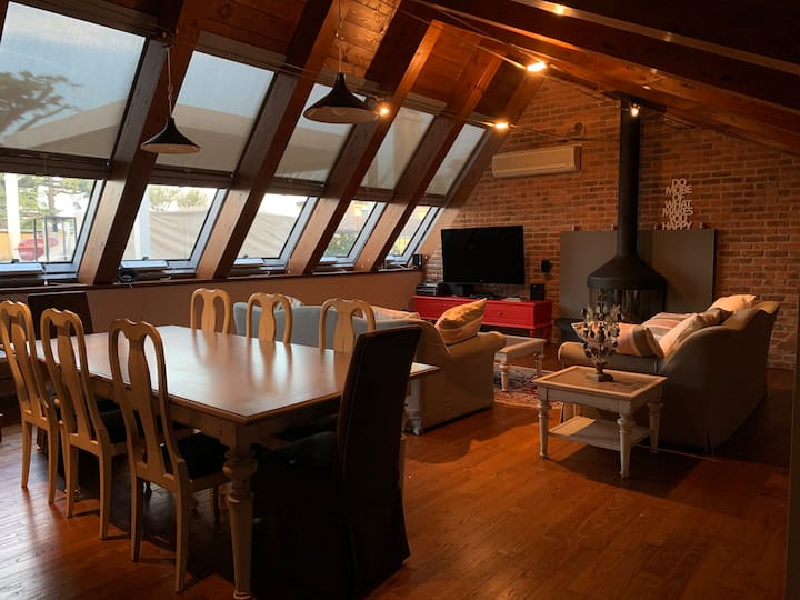 Splendido appartamento con vista Montevecchia