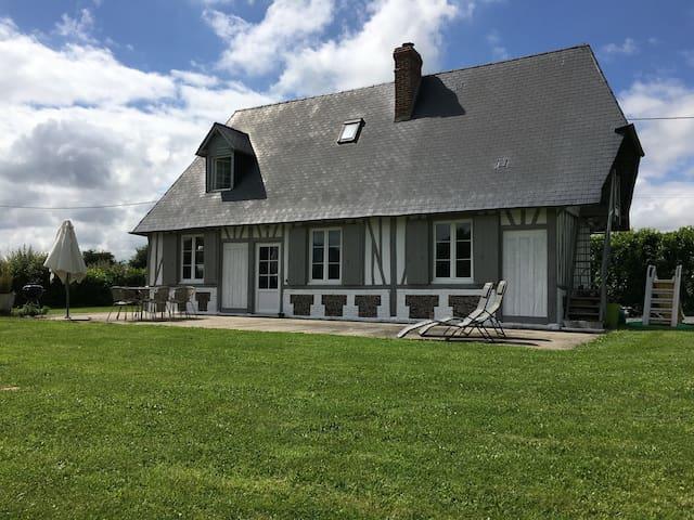 Charmante Maison Normande soignée - Noards - House