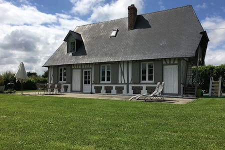 Charmante Maison Normande soignée - Noards