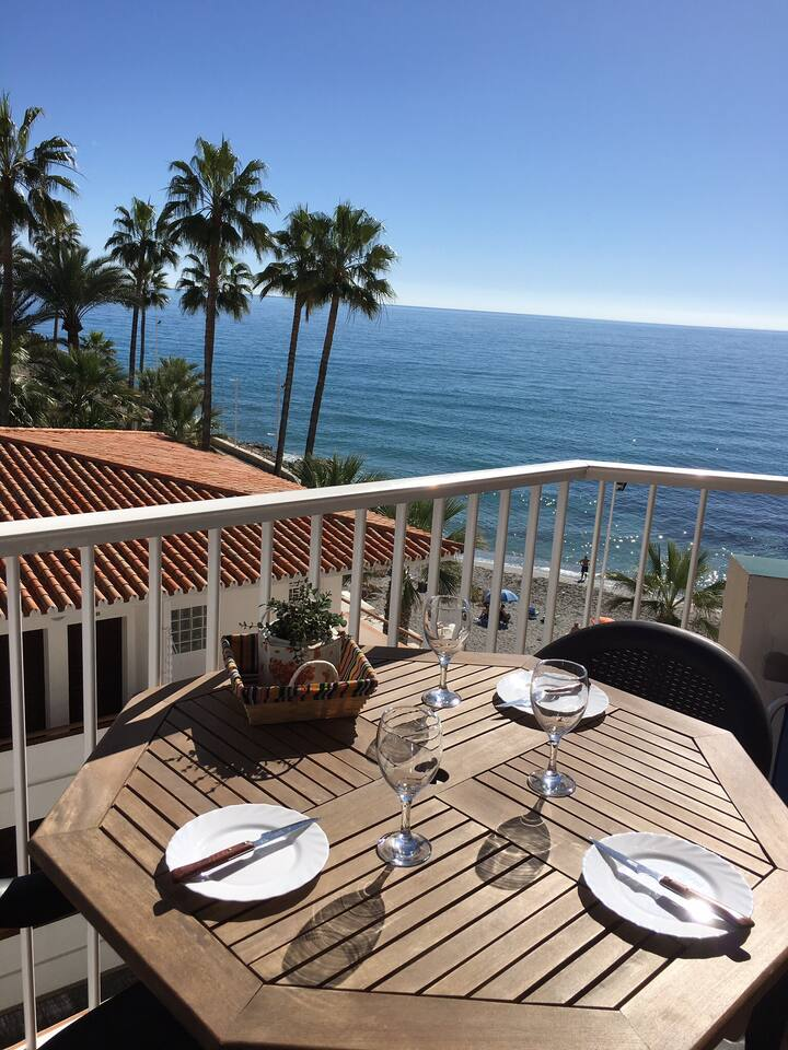 Large One Bed Apt - Torresol with Great Sea Views