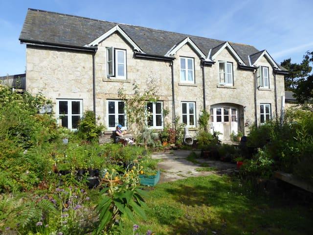 Farmhouse on Dartmoor Double room En Suite