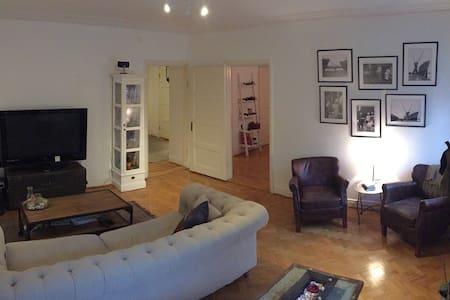 Big apartment in the heart of Gothenburg - Göteborg