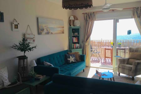 Bolnuevo Beach Front Seaview Whole Apartment 4 p.