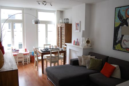 NEW apartment in lively the Pijp area - Appartement