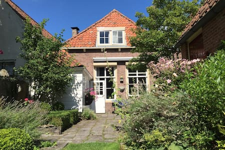 Charming historic home in Veere - Veere