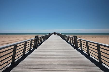 Appartement triplex accès direct à la plage. - Saint-Jean-de-Monts - Wohnung