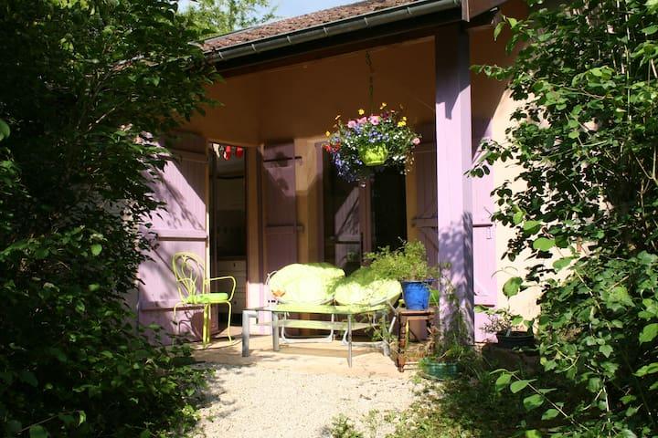 Le Nidcosy - Les Vosges - 88630 - Soulosse-sous-Saint-Élophe - Casa