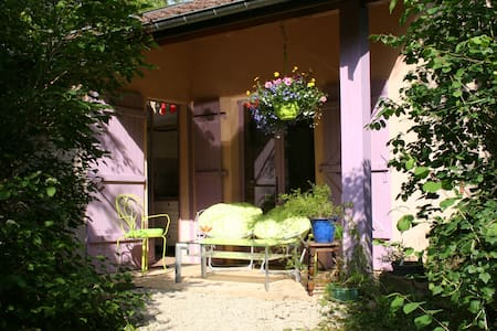 Le Nidcosy - Les Vosges - 88630 - Soulosse-sous-Saint-Élophe