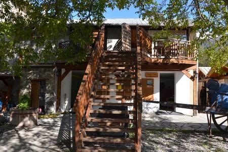Location Meublée au camping La vieille ferme - Apartment