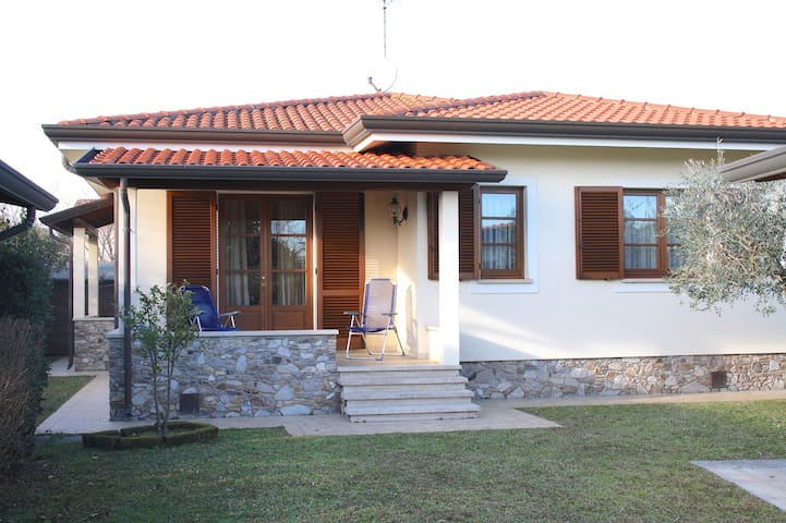 Villa il Sale 1 - Pietrasanta - Haus
