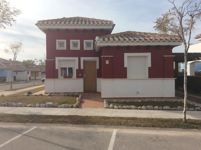 New Property in Top Golf Resort & Spa, Ensuit - Los Alcázares - Rumah