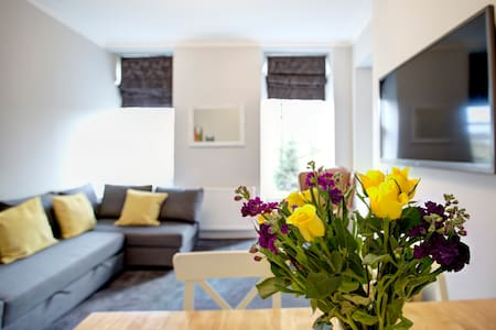 Boutique apartment in the perfect central location