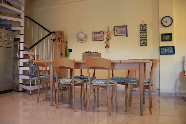 Gargano, Villa a pocos pasos de Mare - Manfredonia - Villa