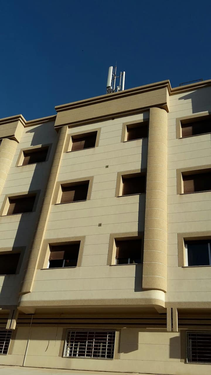 Appartement confort Nador Al jadid rue Lanzarote