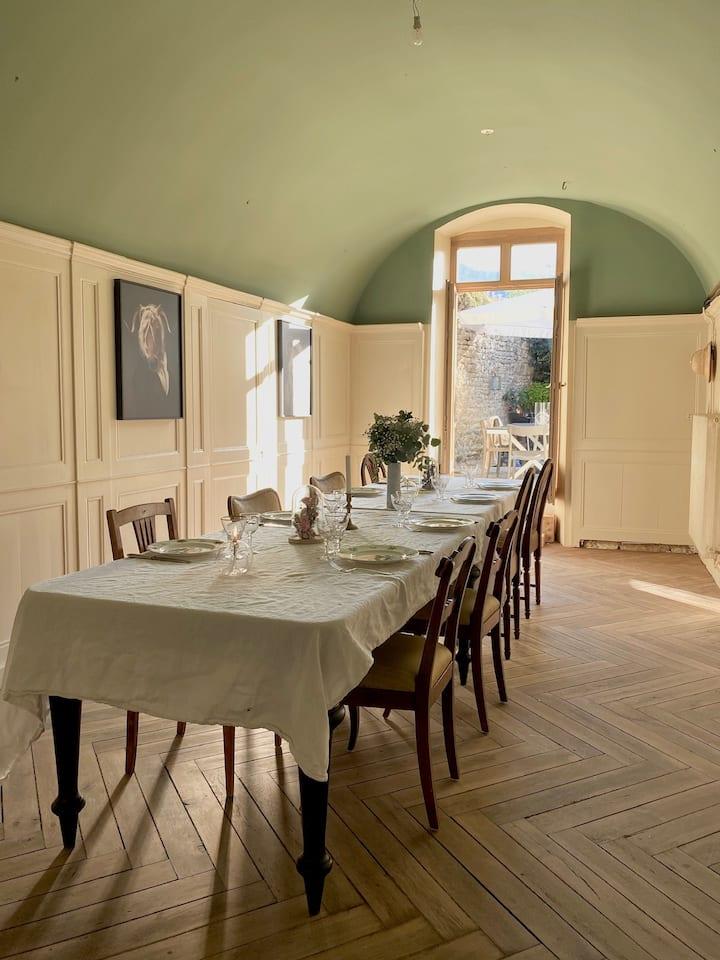 Magnifique Maison de Famille du XVIIIe, rénovée