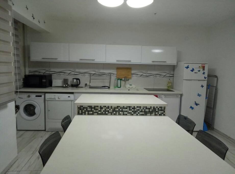 Refrigerator, washing machine, dryer,Microwave oven, toaster
