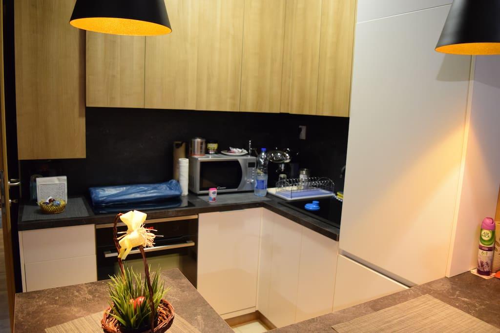 New modern apartment