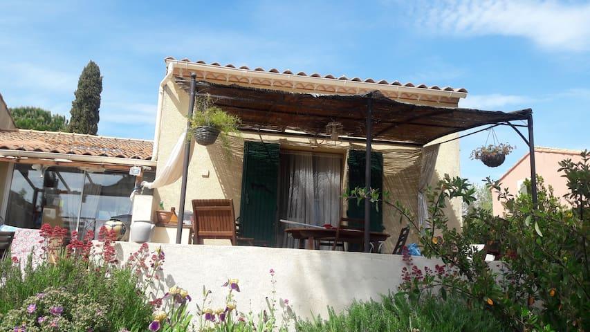 Maison en Provence au pied du Luberon - Mérindol