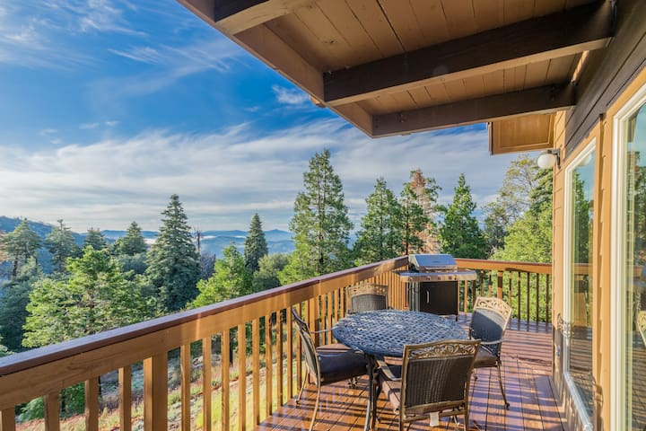 Innisfree Lodge - Palomar Mountain Retreat