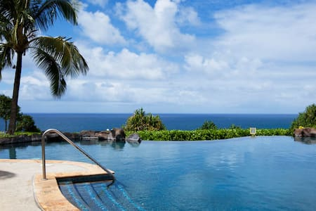 2Bedroom Westin Princeville Condo, July 4th Week! - プリンスビル - 別荘
