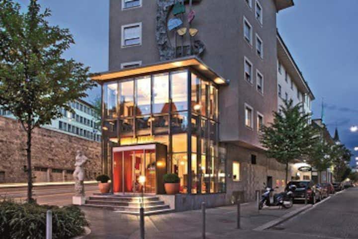 Geniales 3 Sterne Boutique Hotel zentral gelegen
