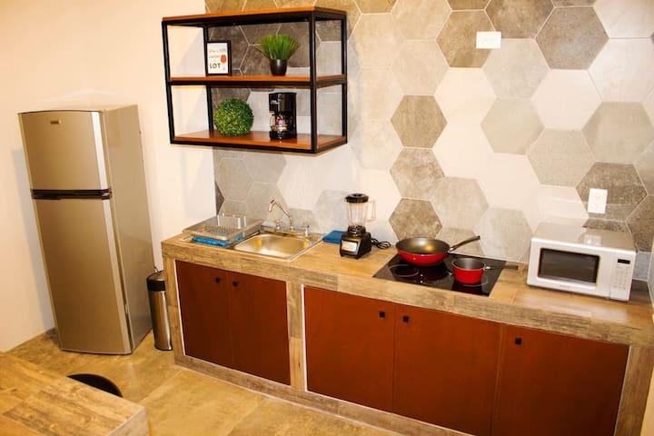 Urban Design Suite in Cancun Downtown