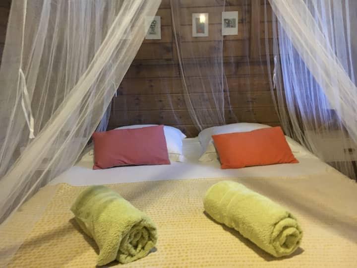 Le Morne aux Fous - Romantic bungalow