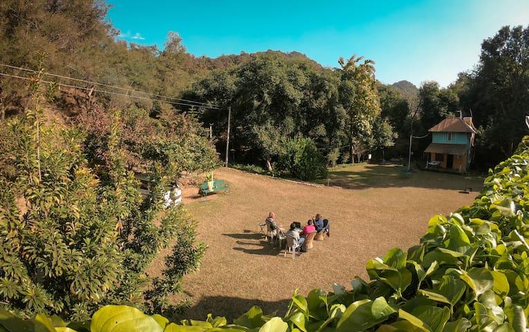 Raadballi (Myna's Nest) - A Jungle Retreat