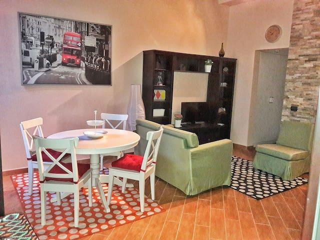 Residence 4 colori, alloggio verde - Reggio Emilia - Lejlighed