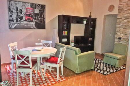 Residence 4 colori, alloggio verde - Reggio Emilia - Wohnung