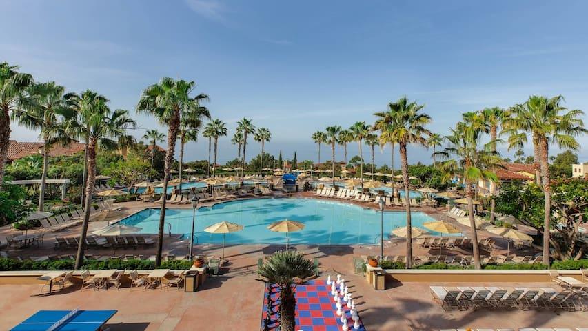 Marriott Newport Coast Villas - 2 BR, 2 full baths