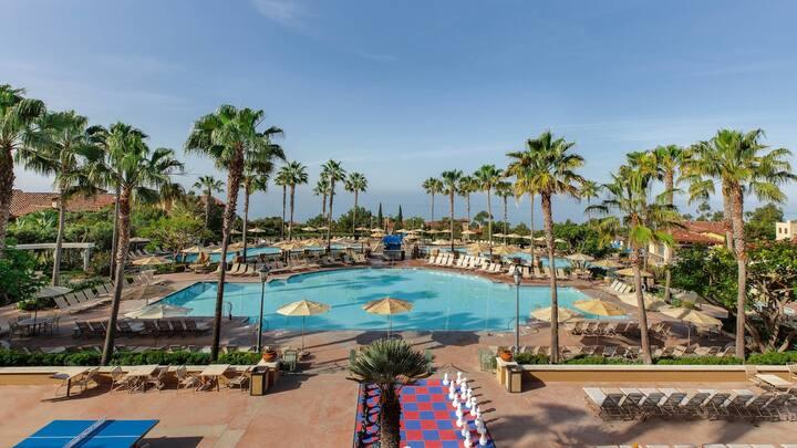 Marriott Newport Coast Villa in sunny California!