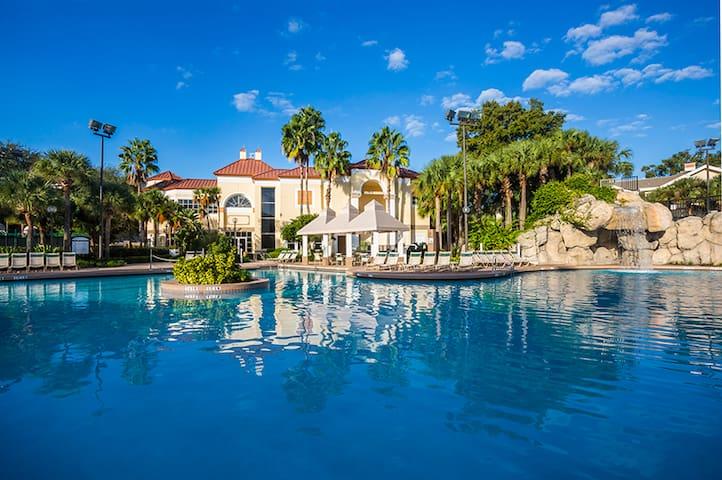 Sheraton Vistana Villa-Disneyworld & Universal-2br
