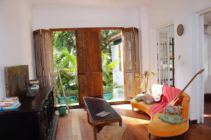 Casa em Santa Teresa - House in Santa Teresa - RIO