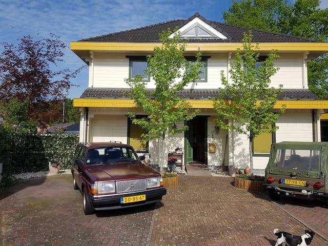 Villa FrAnneke, vakantie in Scandinavische sfeer!