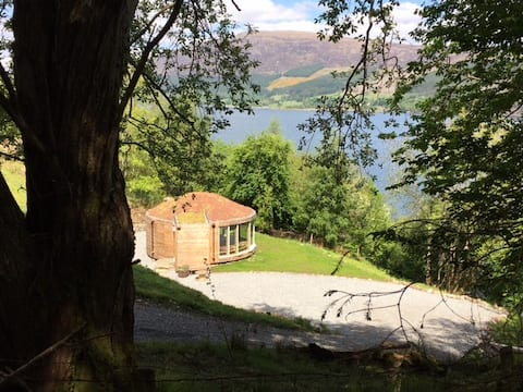 Am Falachan - Lochside roundhouse