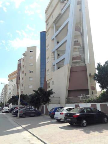 appartement  Tunis proximité  Marsa /aéroport