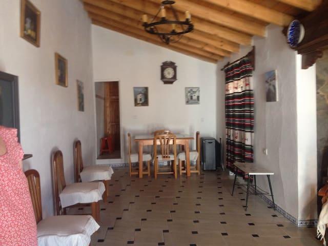 Casa rural .Tipica de pueblo. - Higuera de la Sierra