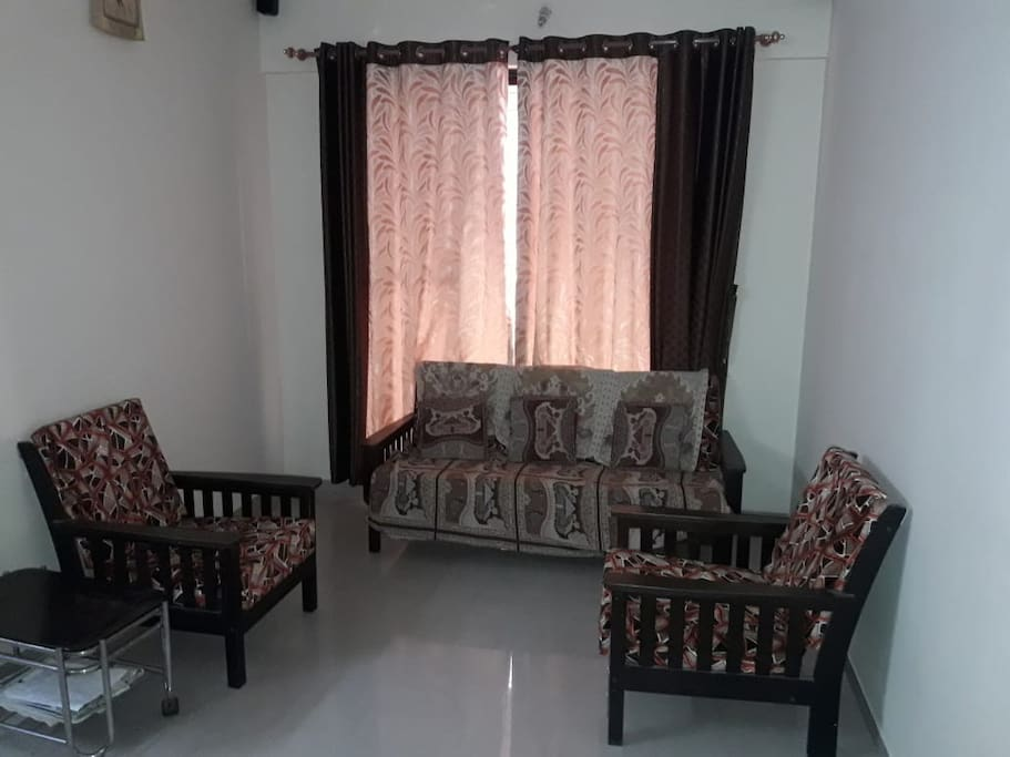 View of Living Room from entrance
